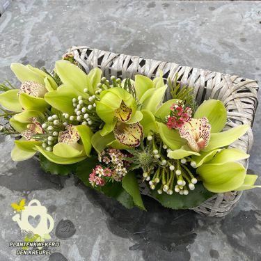 a1a3-bloemstuk-orchidee