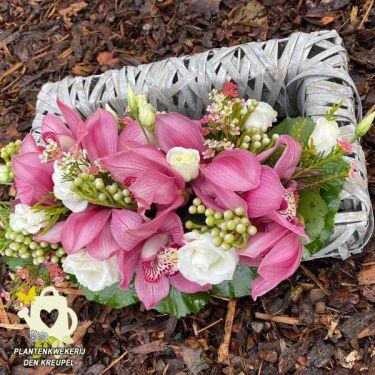 a1a4-bloemstuk-orchidee